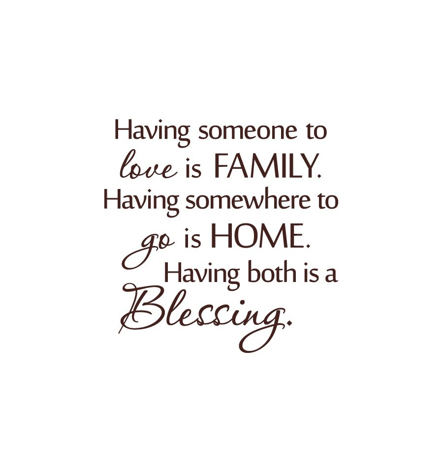 Family And Love Quotes 15