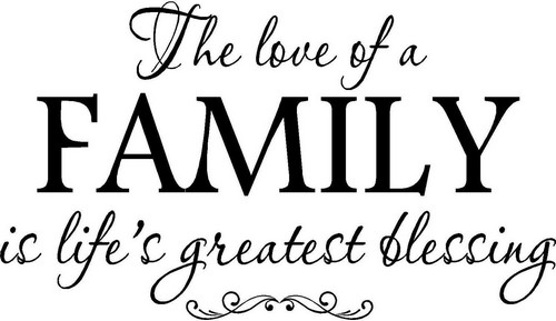 Family And Love Quotes 19