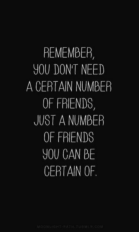 Famous Quotes About Friendship And Life 01