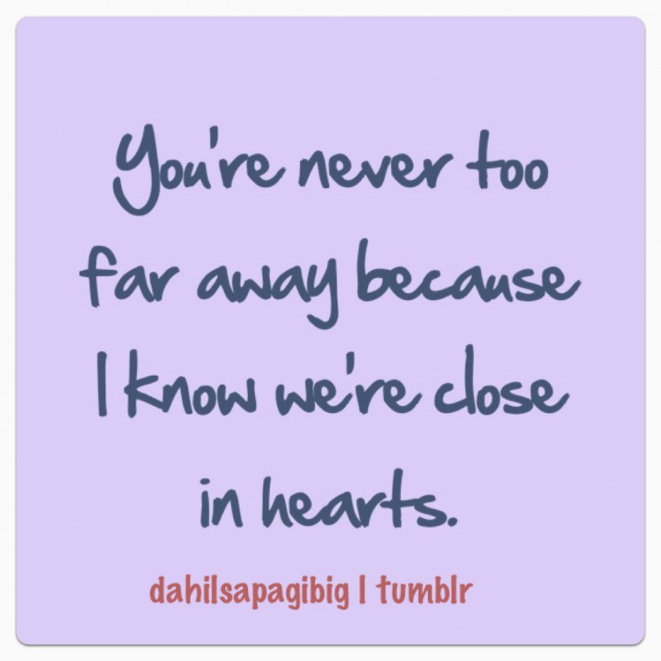 20 Far Away Love Quotes From Depth Of Heart Quotesbae