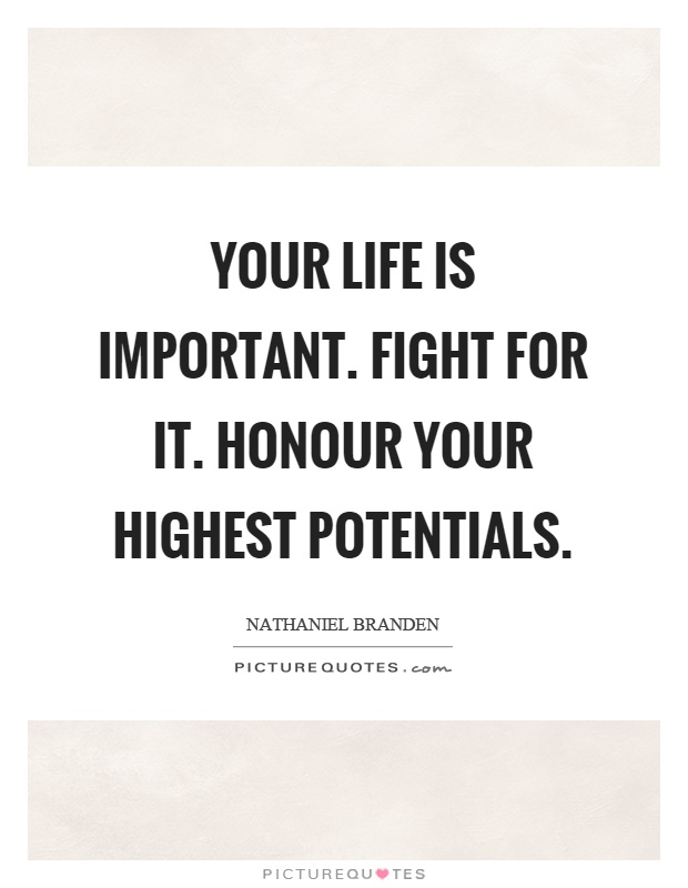 Fight For Your Life Quotes 03