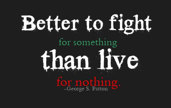Fight For Your Life Quotes 10
