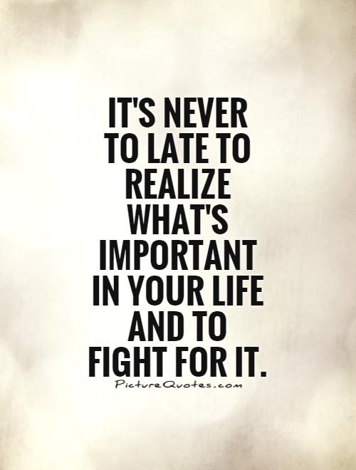 Fight For Your Life Quotes 11
