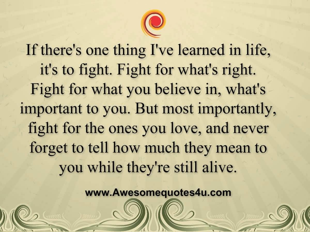 Fight For Your Life Quotes 20