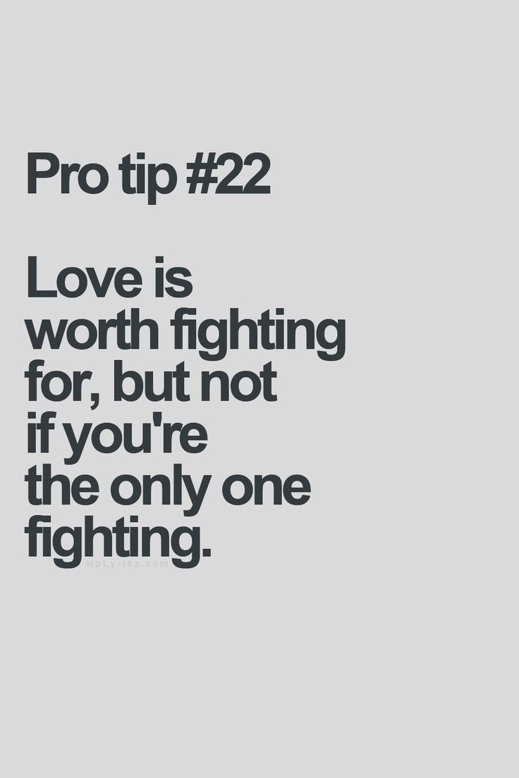 Fight For Your Love Quotes 08