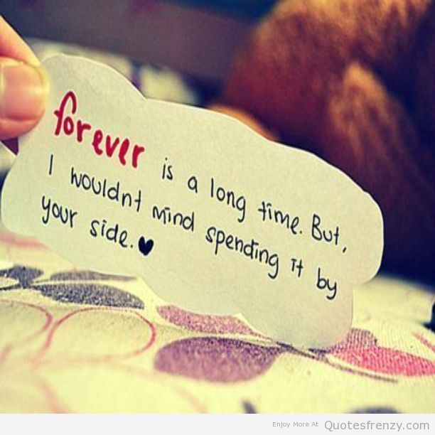 Forever Love Quotes 07