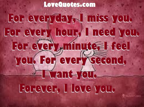 Forever Love Quotes 12