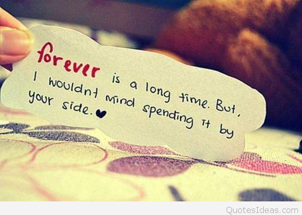 Forever Love Quotes 15