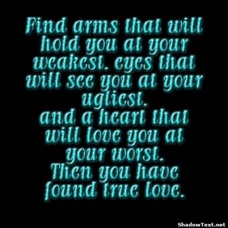 Found True Love Quotes 20