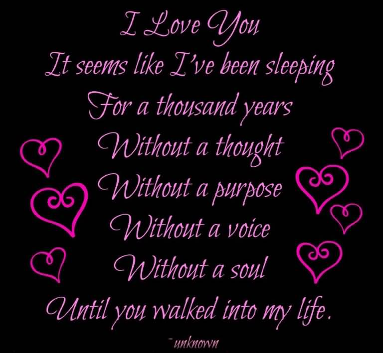 Free I Love You Quotes 13