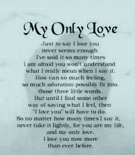 Free I Love You Quotes 15