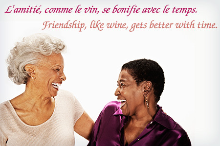 French Quotes About Friendship 20