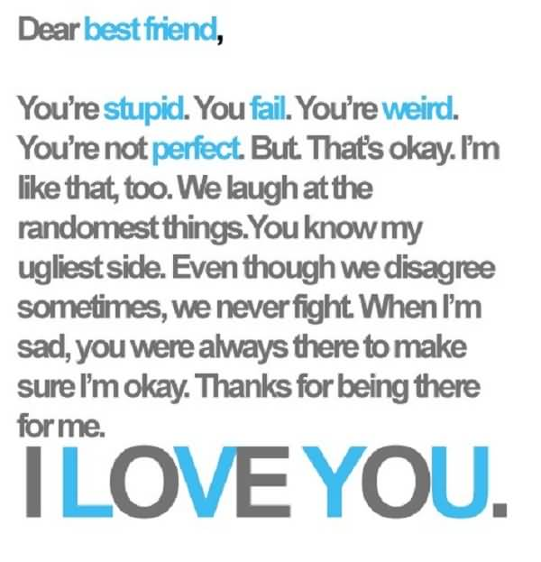 Friends Love Quotes 12
