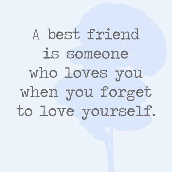 Friends Love Quotes 18