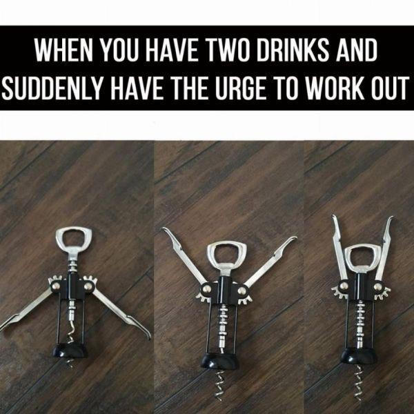 Funny Alcoholic meme photo