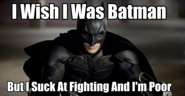 Funny Batman Memes Images