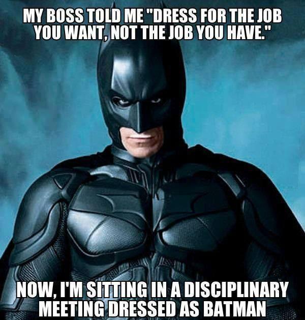 Funny Batman Memes Joke