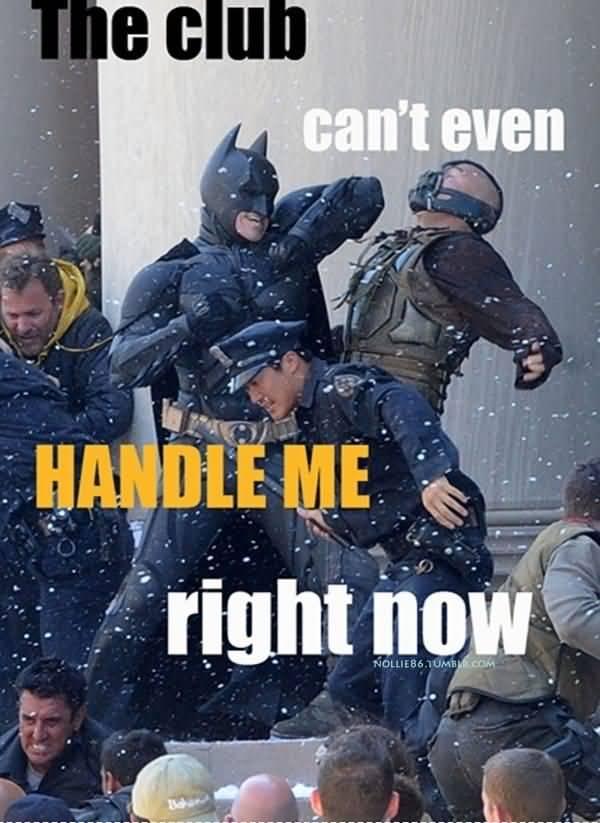Funny Batman Memes Pictures