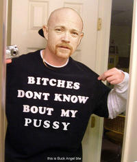Funny Buck Angel Meme Picture