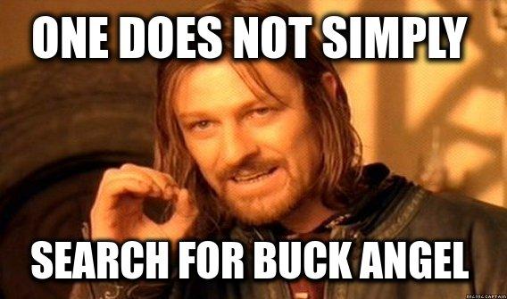 Funny Buck Angel Meme Smile