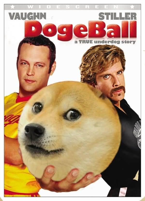 Funny Dodge the Dog