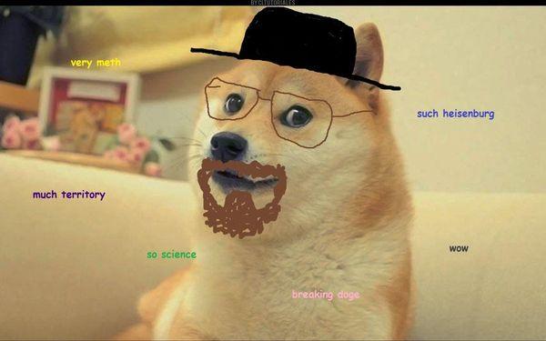 Funny Doge Meme Original Image