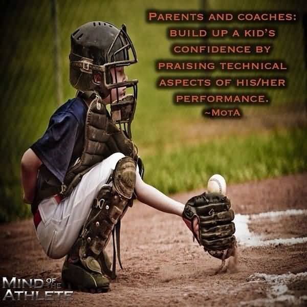 Funny baseball parents quotes images meme