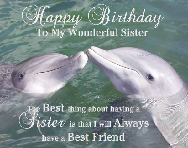 Funny birthday pics for sister picture