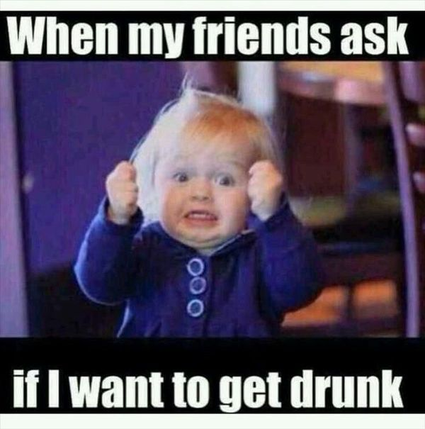 Funny drunk at work meme Joke