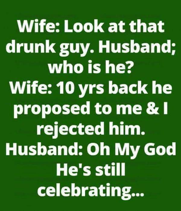 Funny stupid drunk jokes Image