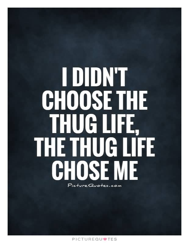 20 Gangster Quotes About Life Images Photos Quotesbae