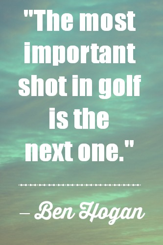 60 Golf Quotes About Life With Awesome Images QuotesBae Adorable Golf And Life Quotes