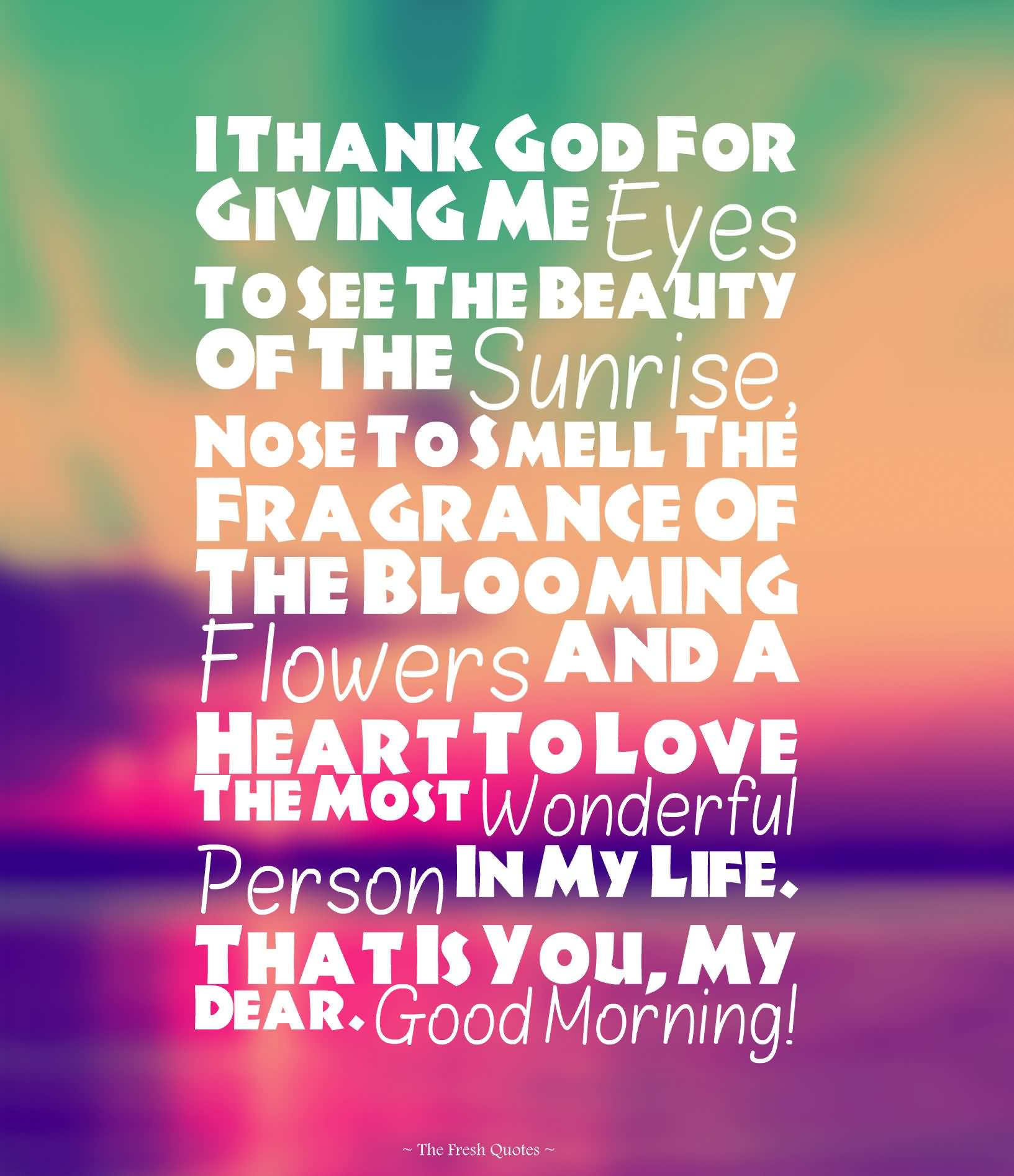 Good Morning Love Quotes 13