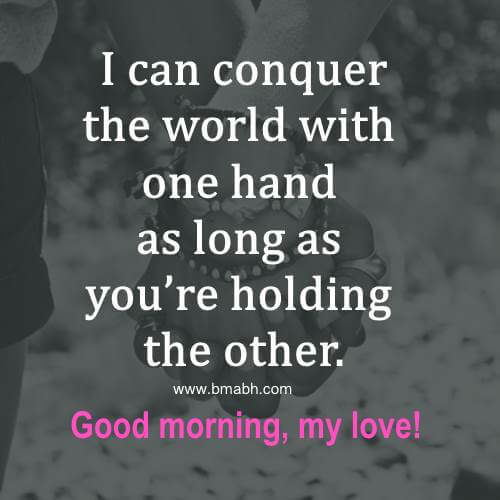 Good Morning Love Quotes For Her 01