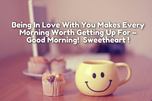 Good Morning Love Quotes For Her 13