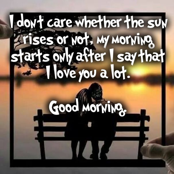 Good Morning Love Quotes For Her 14