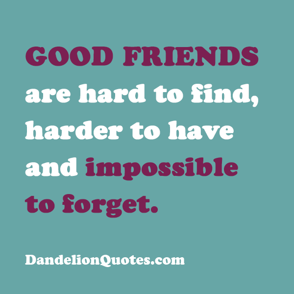 Good Quote About Friendship 18