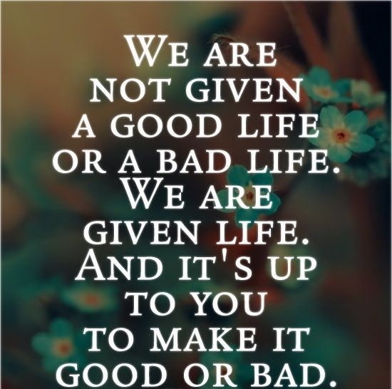 Good Quote About Life 16