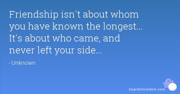 Good Quotes About Friendship 01