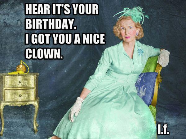 Happy birthday crazy sister meme picture