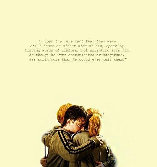 Harry Potter Quote About Friendship 02