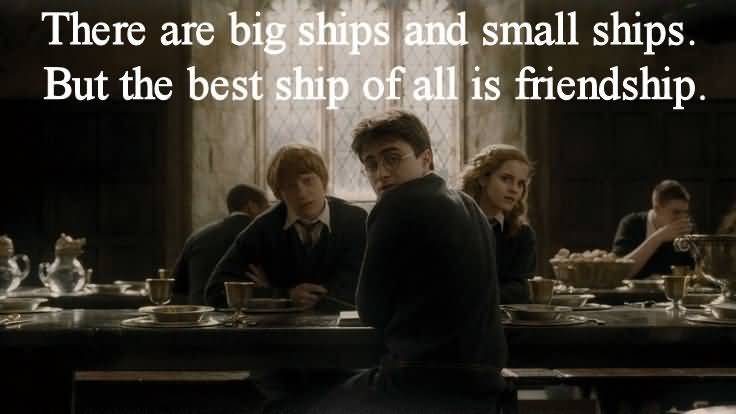 Harry Potter Quote About Friendship 03