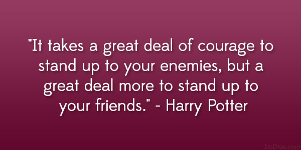 Harry Potter Quote About Friendship 09