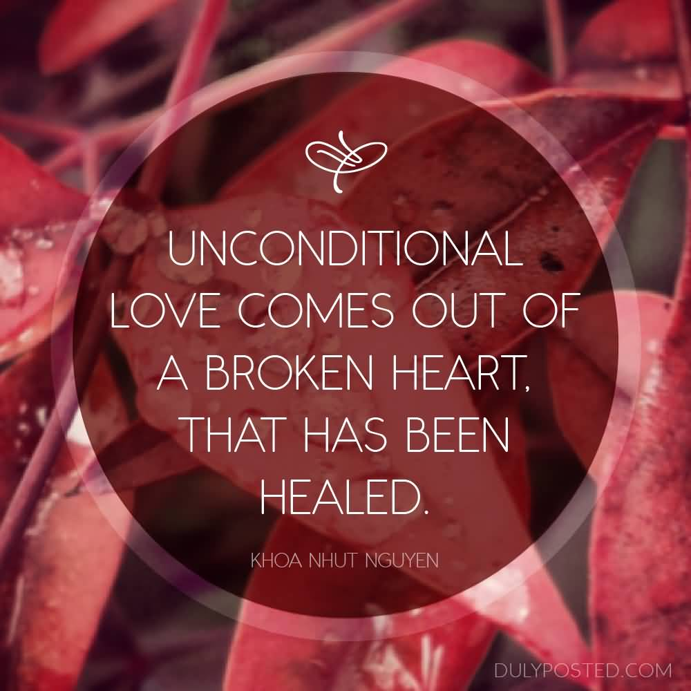 Healing Love Quotes 06