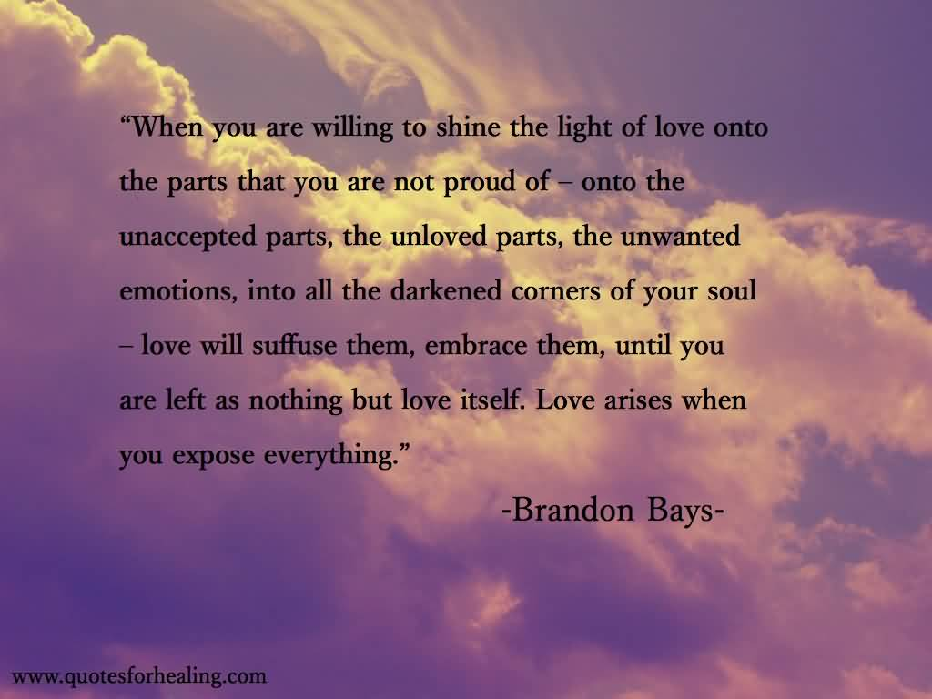 Healing Love Quotes 15