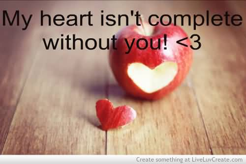 Heart Love Quotes 13