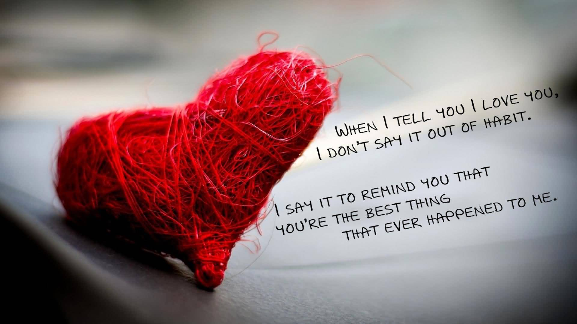 Heart Love Quotes 16
