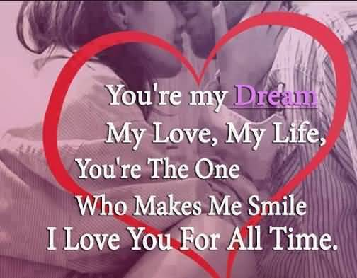 Heart Touching Love Quotes For My Girlfriend 13