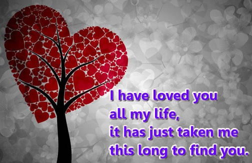 Heart Touching Love Quotes For My Girlfriend 15