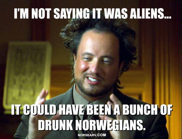 Hilarious funny im drunk memes Image